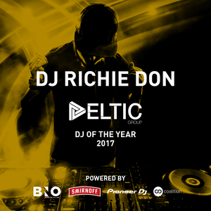 DJ Richie Don - Deltic DJ of the Year 2017