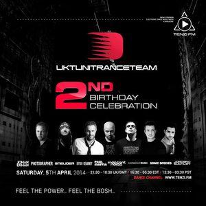 Bryan Kearney - UkTuniTranceTeam 2nd Anniversary Celebration