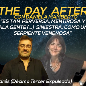 The Day After, Survivor Maui All Stars: Entrevista a Andres
