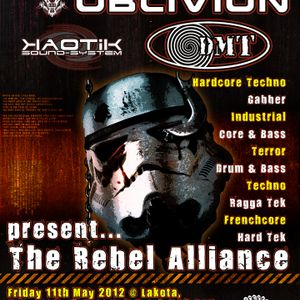 Dave Enigma - The Rebel Alliance (May 2012)