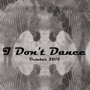 IDD (I Don't Dance) Tech House Mixtape - October 2015