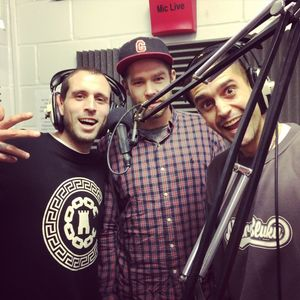 Suspect Packages Radio Show ft. Dead Players live (Kane FM) 26/10/15