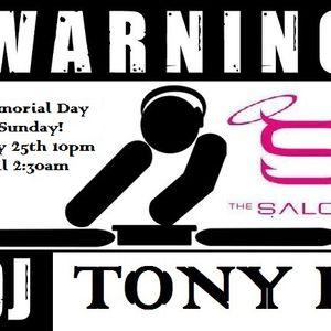 Memorial Day Sunday 2014 - DJ Tony D