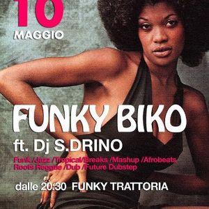 S.Drino Feat Carlo Pelsa tromba e Flauto traverso @Funky BIKO 10 5 13 part 5