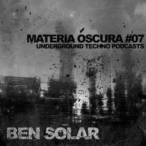 Materia Oscura 7 @ I ♡ Scorcio 17-04-2015 - Underground Techno podcasts