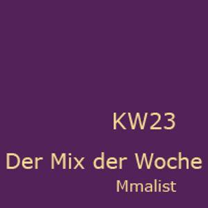 Mmalist - Mix der Woche - KW 23