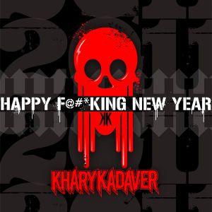 Happy F@#king New Year