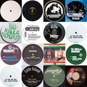 SideA - 100% Vinyl Reggae Flavoured Dub'n'Bass Selekta Mix 2015
