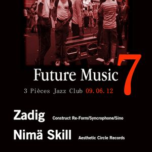 Extract from FUTURE MUSIC 7 Party @ Le 3 Pièces, Rouen