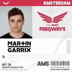 Martin Garrix - Live @ MDL Beast Festival Freqways, Netherlands - 22.10.2020