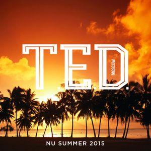 T.E.D. - Nu Summer 2015