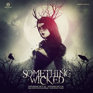Cash Cash  - Live At Something Wicked Festival (Houston, Texas) - 26-Oct-2014
