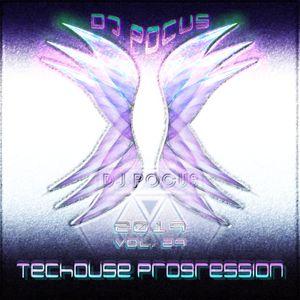 Dj Pocus - Techouse Progression 2019 - Vol 29 - 2019-07-25 - 2h00