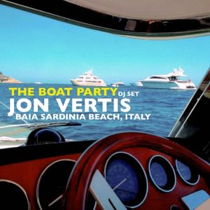 The Boat Party Dj Set - Jon Vertis (September 2016)