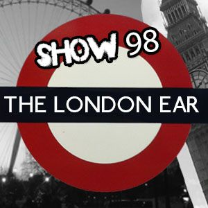 The London Ear on RTE 2XM // Show 98 // Nov 7 2015 // Chat with Greg Holden