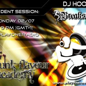 Junk Flavour Academy on Play One Radio N°41 - Dj Hook