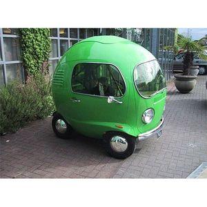 People in Green Cars (like techno)