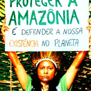 October 20 of 2020 - Interview with Vandria Borari, Indigenous woman from The Brazilian Amazon