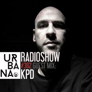 Urbana radio show con David Penn #382::: Invitado: KPD (ESPAÑOL)