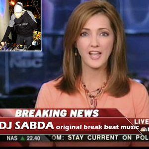 Sabda - Breaking News (Original Break Beat Music)