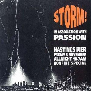 Top Buzz - Storm & Passion - 5th November 1993