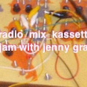 radio mix kassette jam with jenny graf