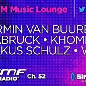 Khomha - Live @ SiriusXM Music Lounge, WMC 2013, Miami, E.U.A. (22.03.2013)