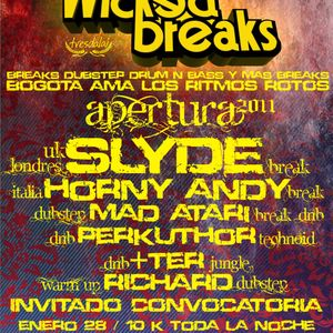 Wicked Breaks Podcast Enero 2011