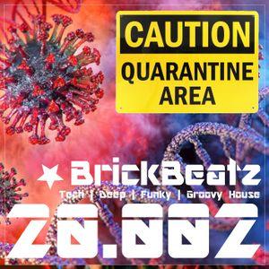 BrickBeatz - Quarantaine festival 2020