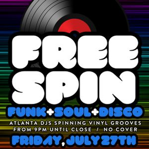 Free Spin - July 2012