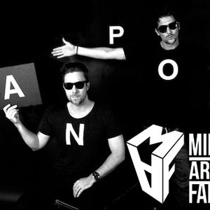 Pan Pot @ Sonar Barcelona 16.06.2012 Minimal Art Family