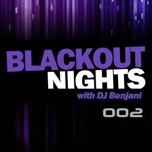 Benjani - Blackout Nights (002)