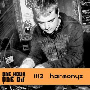 #012 - Harmonyx - Drum and Bass