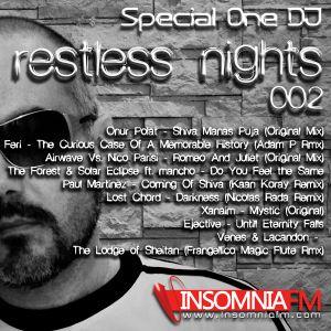 Restless Nights 002