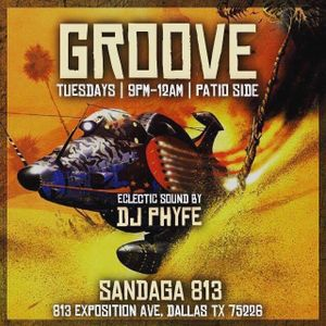 The GROOVE with DJ PHYFE..... Vol I