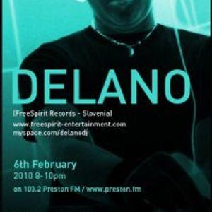 Delano by Blind Spot