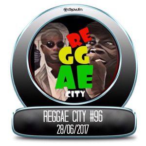 REGGAE CITY #96