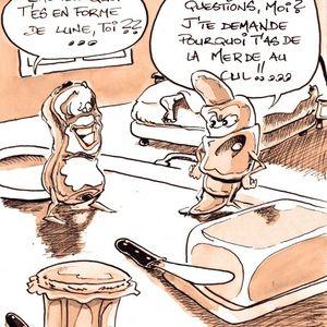 Croissant Vs Chocolate Croissant