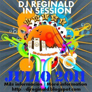 Dj Reginald - Session Julio 2011