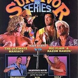 WWF Survivor Series 1992 - Survivor Yearies