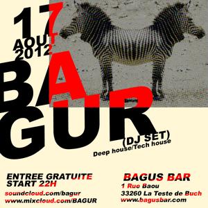 BAGUR _-_ Summer House 2012 (Dj Set)