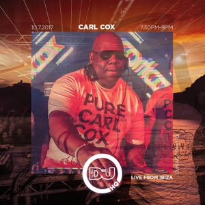 Carl Cox @ DJMag HQ Ibiza - 10 July 2017