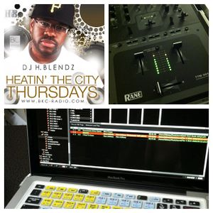 H Blendz: Heatin The City Thursdays 11 8 12 Reggae and Soca