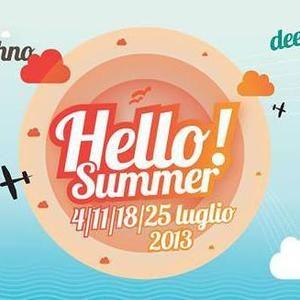 ALEX COKKINO presents: DJ SET HELLO! SUMMER 10.07.2013