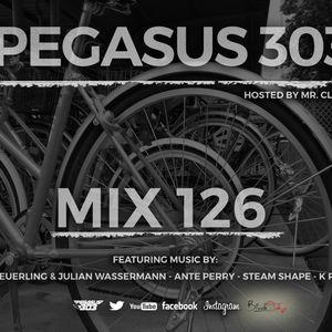 Pegasus 303 Mix 126 – Mr.Clean