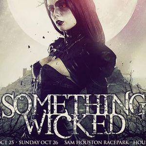 Oliver Heldens live @ Something Wicked (Houston, USA) - 25.10.2014