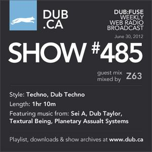 DUB:fuse Show #485 (June 30, 2012)