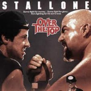 Ray Devito and the arm wrestling film classic 'Over The Top'