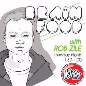 Brain Food With Rob Zile/KissFM/08-12-16/#3 MARSHALL APPLEWHITE (GUEST MIX)
