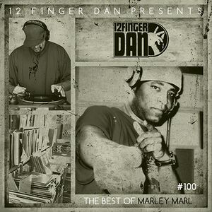 12 FINGER DAN Best of Series Vol. 100 (MARLEY MARL)